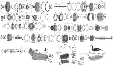 th400 transmission diagram exploded view 700r4 input drum wiring diagrams wiring