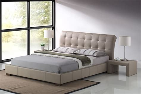 Modern Bedroom Designs 5 Great Leather Beds To Spice Up Your Bedroom By Wedo