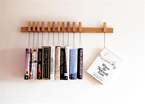 cool hanging bookshelf by agusta my desired home