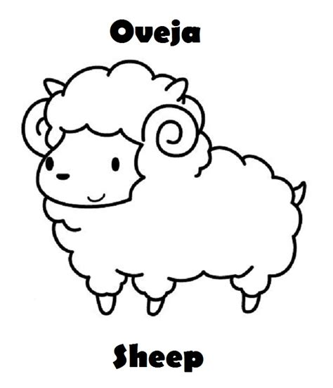 imagenes para dibujar de ovejas drawing images more coloring images of little animals