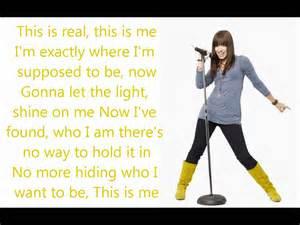 This Is Lyrics This Is Me Demi Lovato Joe Jonas Lyrics