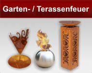 Ethanol Feuerstellen Garten by Feuerstellen F 252 R Terasse Und Garten Decofire Gelkamine