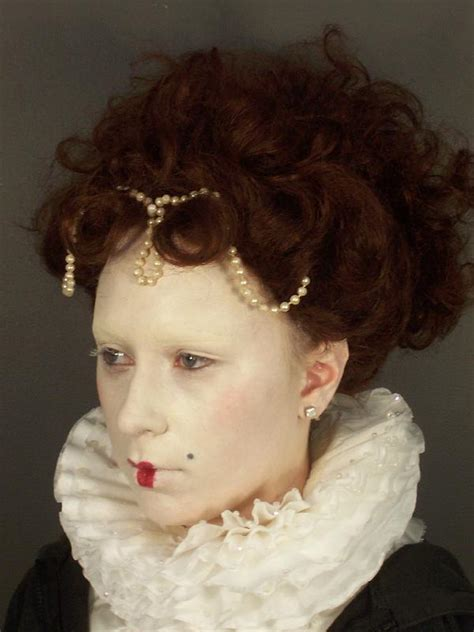 different era hair styles wigs and jewelry elizabethan clothing