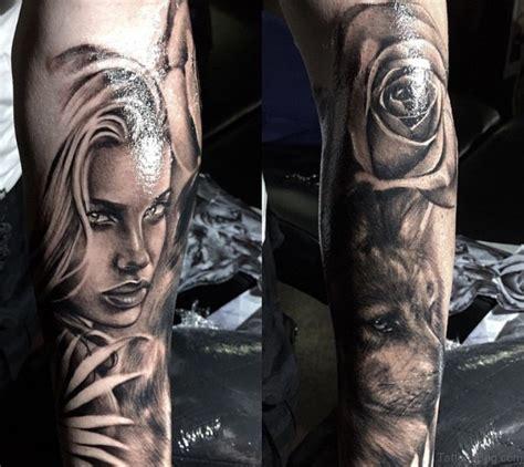tattoo design portrait 50 mind blowing portrait tattoos on arm
