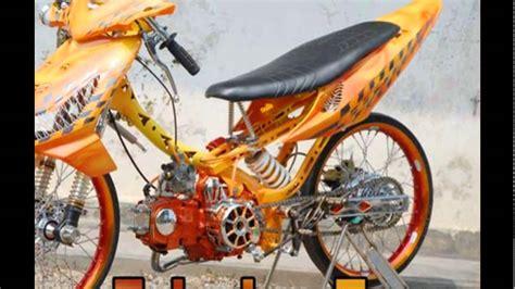 gambar motor mio drag kartun terupdate gubuk modifikasi