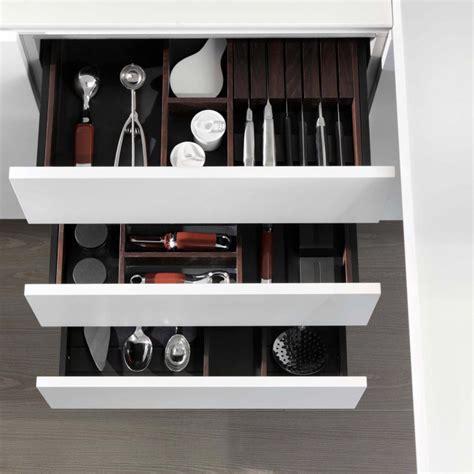 accessori cassetti cucina gli accessori dada per una cucina di design dada