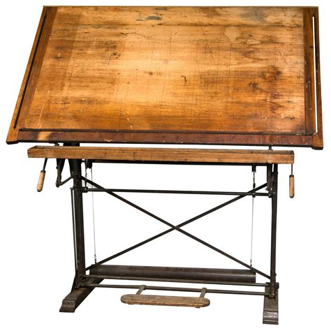 Drafting Table Wood X Jpg