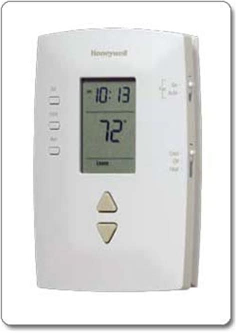 simple comfort 2010 thermostat honeywell rth221b basic programmable thermostat new ebay