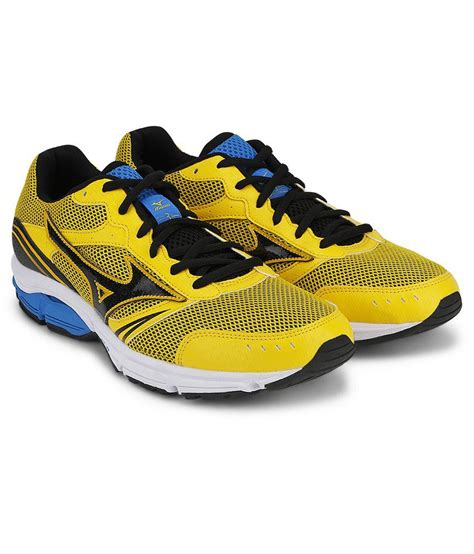 mizuno running shoes india mizuno wave impetus 3 running shoes cyber yellow black