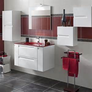 meuble de salle de bains infiny lapeyre