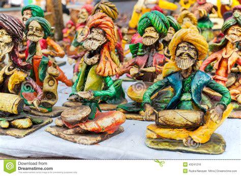 India Handcrafts - opera d arte artigianato indiani giusti a calcutta