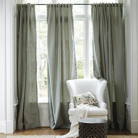 Grey Ruffle Curtains Urbanoutfitters Gray Waterfall Ruffle Drapes