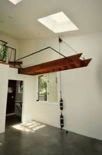 Stair Pulley System by Stairs That Lift Up On A Pulley System The Counter