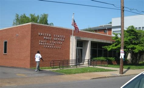 Us Post Office Nashville Tn by Post Office East Nashville Post Offices Lockeland