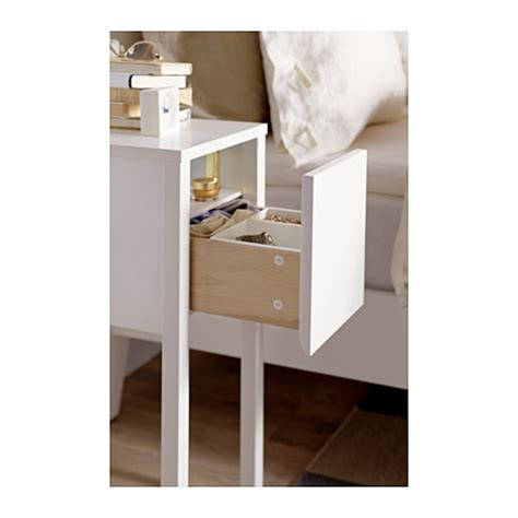 ikea bedside table nordli bedside table white 30x50 cm ikea