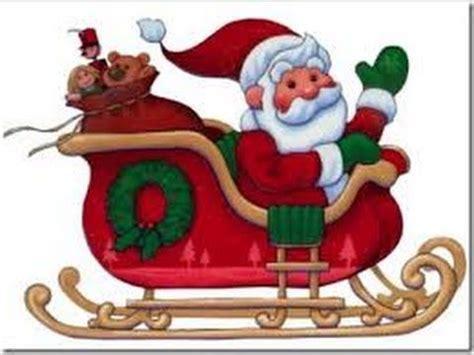imagenes de santa claus en su trineo para colorear trineo santa claus con cart 243 n santa claus sleigh