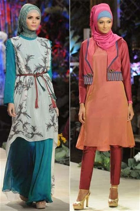 Clothing Busana R S T R 17 best ideas about dress muslimah on