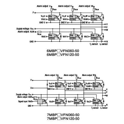 igbt transistor model power semiconductors igbt ipm data sheet equivalent circuit fuji electric