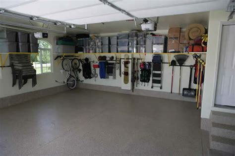 how to clean a garage in one weekend trash treasures of