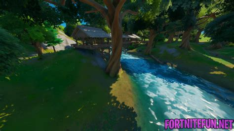 fortnite weeping woods location fortnite battle royale