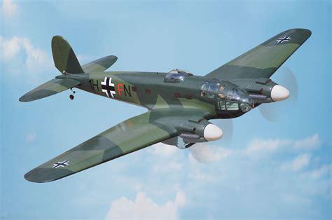 heinkel he 111 blackhorsemodel