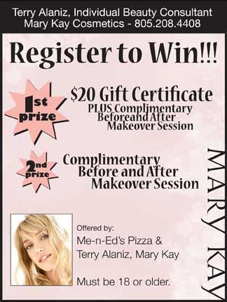 images of free facial flyer templates mary kay box and