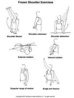 Upper Extremity Cable Pnf Exercises UE Theraband ROM