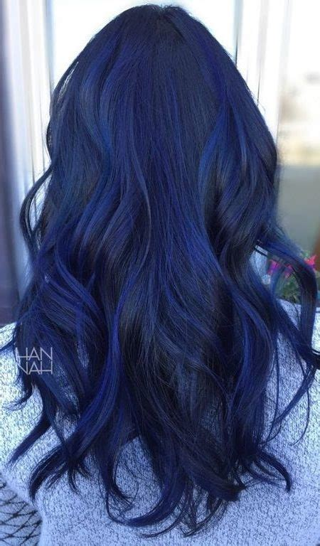 saphire black hair dark blue black hair colors for 2017 best hair color