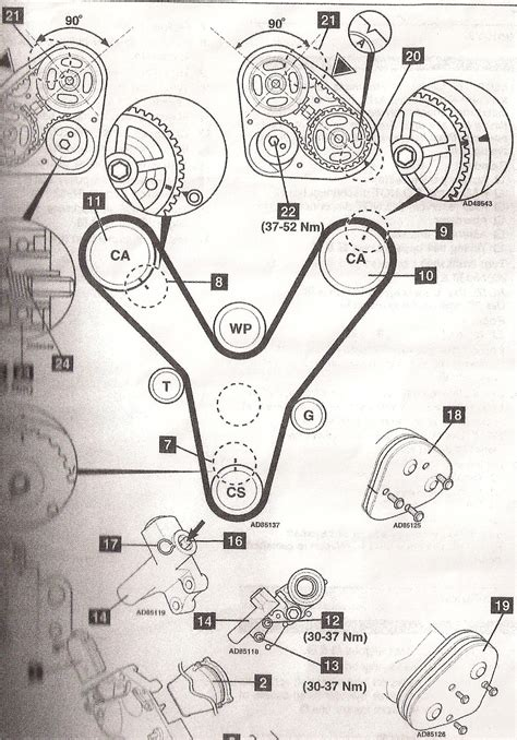 Kia Carnival Timing Belt Need A Timing Belt Diagram With Timing Marks For Kia Carnival