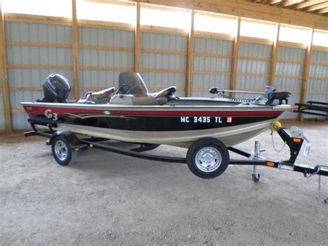 used g3 fishing boats for sale used g3 angler v167 c boats for sale boats