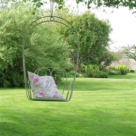 hanging armchair buy fermob 1900 hanging armchair by fermob outdoor