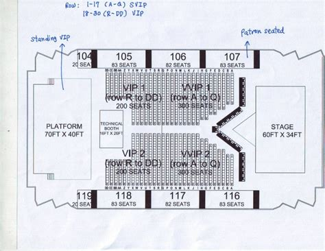 Sm Mall Of Asia Floor Plan by Rihanna Live In Manila At Moa Arena Diamonds World Tour