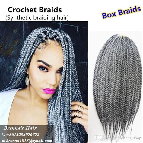 small braids color schemes 2018 3s small box braid extensions burgundy grey 613
