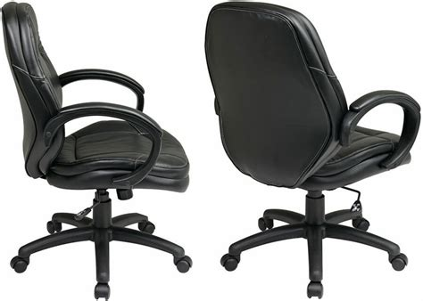 office furniture unlimited leather managers chair faux leather managers chair fl605
