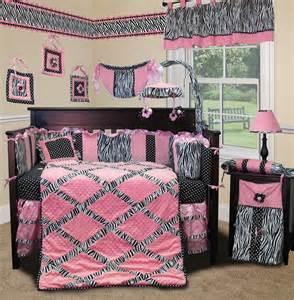 Baby Bedding Sets On Ebay Baby Boutique Pink Minky Zebra 15 Pcs Nursery Crib
