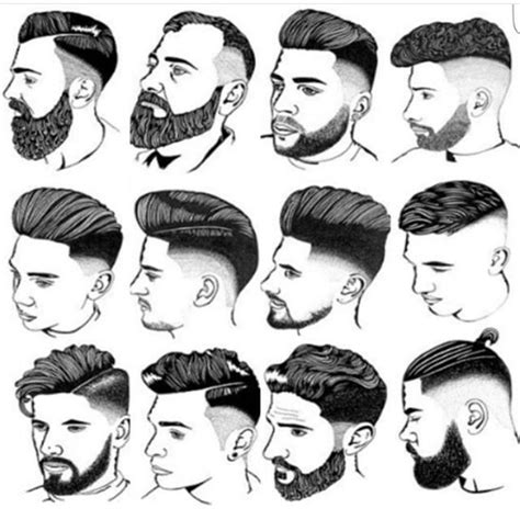 mens haircuts diagrams 1000 images about diagram haircut on pinterest