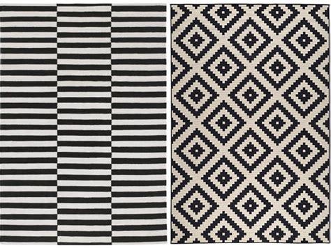 Tapis Ikea Noir Et Blanc by O 249 Trouver Un Tapis Noir Et Blanc Joli Place