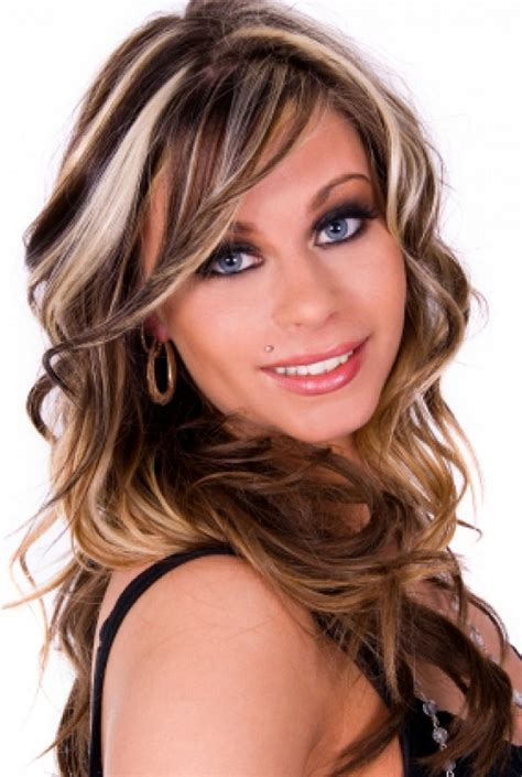 brown hair color with highlights ideas how to dye blonde and brown hair color ideas with highlights new hairstyles