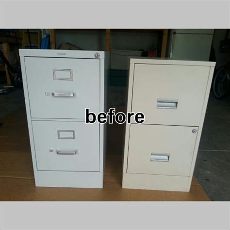 spray paint file cabinet how to spray paint file cabinet livelovediy how to