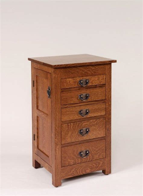 Oak Jewelry Armoire Amish 35 Quot Quarter Sawn Oak Wood Mission Jewelry Armoire