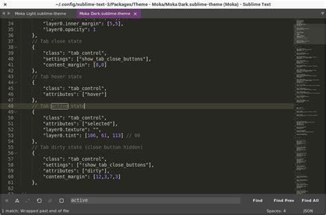 sublime text 3 moka theme theme moka插件 sublime插件 sublime 中文插件搜寻网 addonhunt