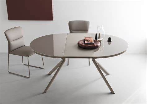 tavoli design famosi cheap connubia calligaris tavolo giove cb vetro with