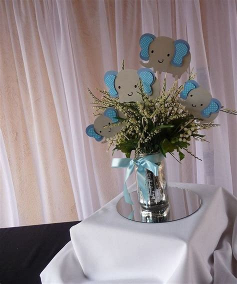 best 25 elephant centerpieces ideas on