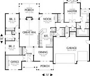 house plans split bedroom layout house design plans