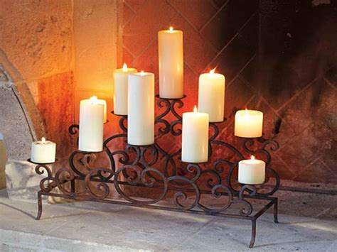 candle fireplace insert candle holders for fireplace mantel fireplace design ideas