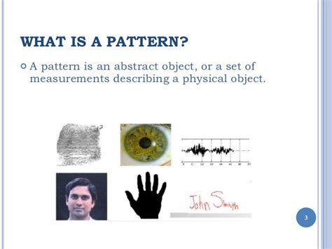 pattern recognition lecture notes ppt pattern recognition