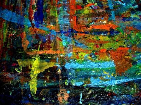 acrylic painting jungle jungle boogie 130501 2 painting by aquira kusume