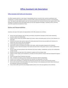 receptionist description for resume advisor resume sle financial advisor resume financial