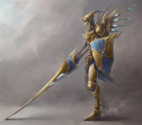 Spear Of Seth before the by len yan on deviantart