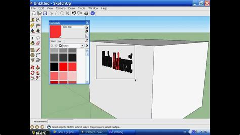 google sketchup tutorial youtube google sketchup 8 3d text tutorial youtube